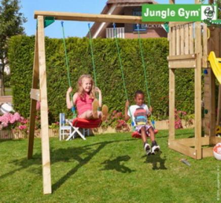 Spielturm Jungle Swing Module