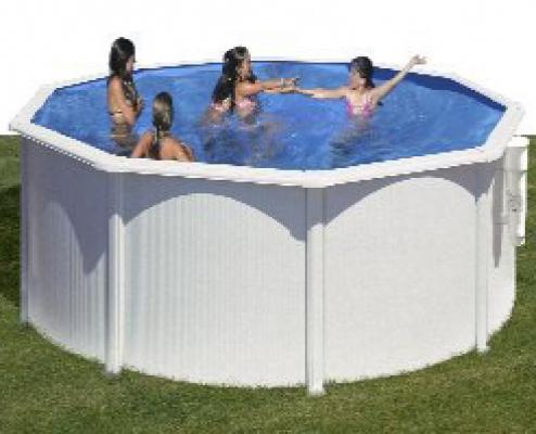 Pools, Schwimmbecken - Stahlwandpool Schwimmbad 350cm  - Onlineshop Intergard